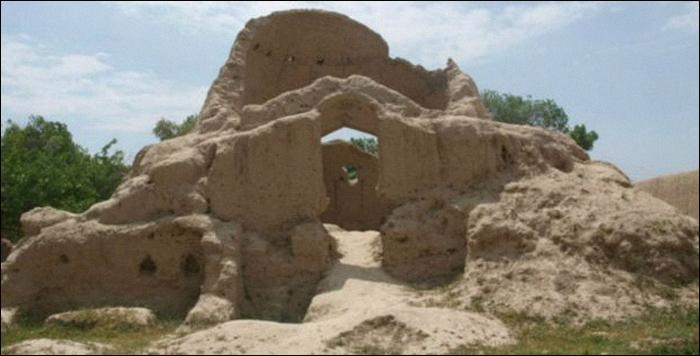 زادگاه مولانا بلخی