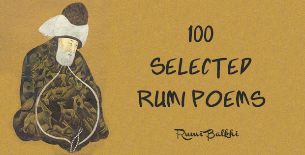 100 Selected Rumi Poems