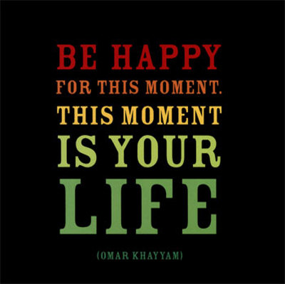 This Is Your Moment By Omar Khayyam