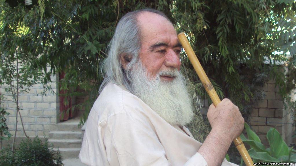 محمد عبدالعزیز مهجور بیدل شناس مشهور افغانستان درگذشت