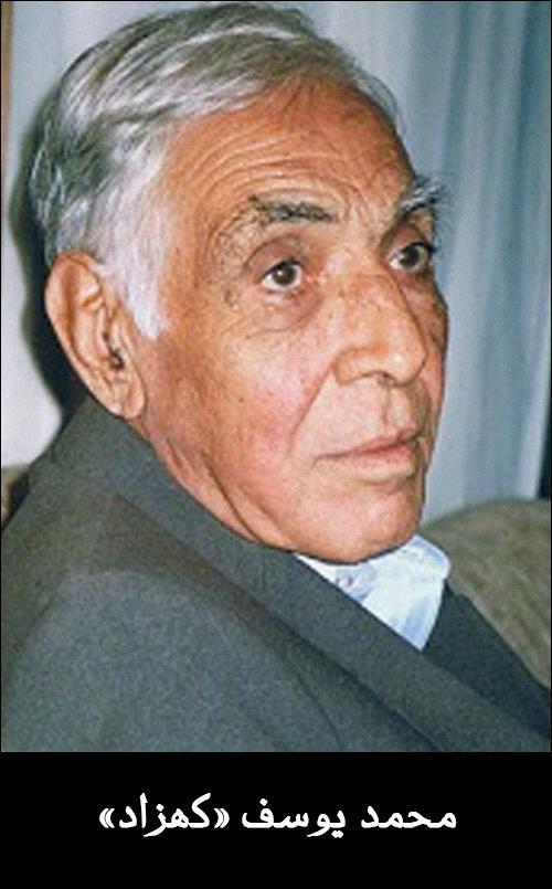 محمد یوسف کهزاد