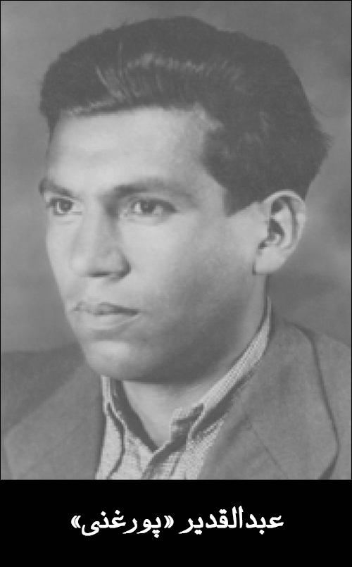 عبدالقدير پورغنی