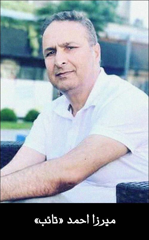 میرزا احمد تائب