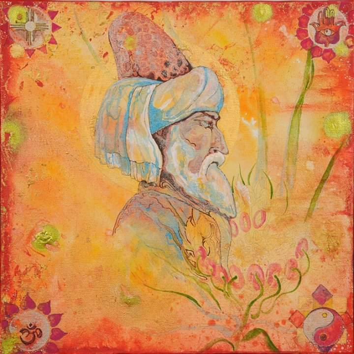 Your Love By Rumi Balkhi