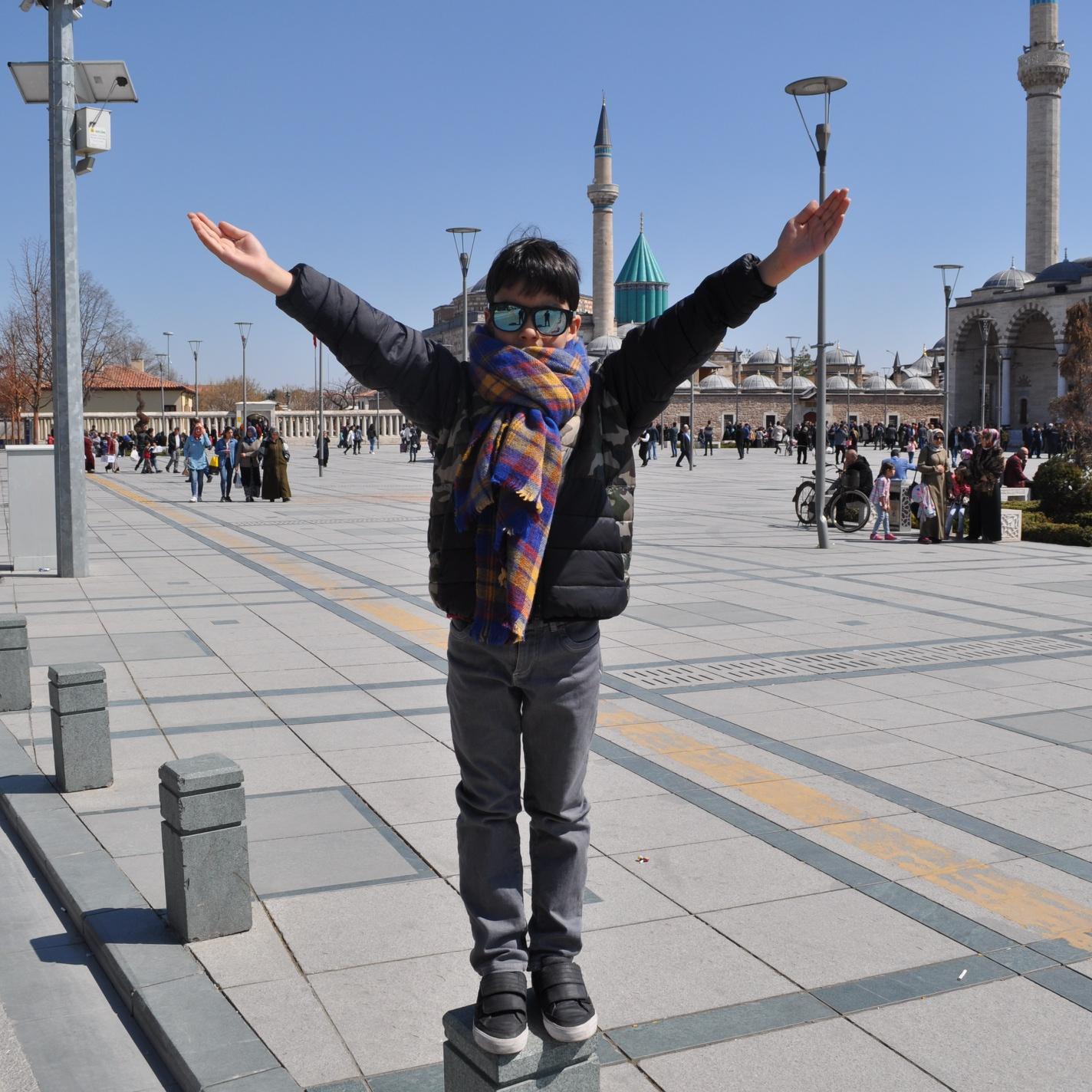 Farhad Hunarwar In Konya