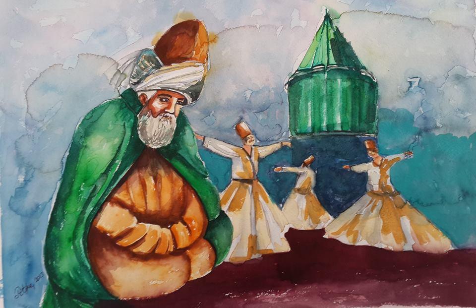 Hazrat Mawlana Rumi