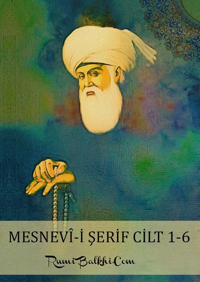 MESNEVÎ-İ ŞERİF 6 Cilt Turk