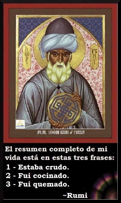 Poesia de Rumi en Español 000128