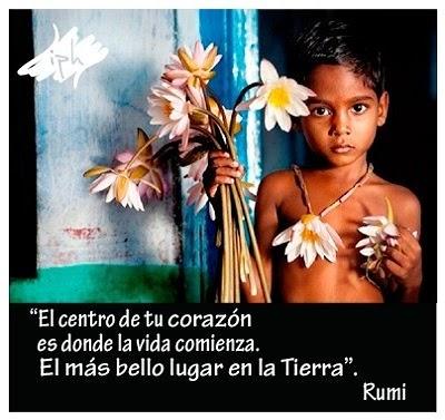 Poesia de Rumi en Español 000132