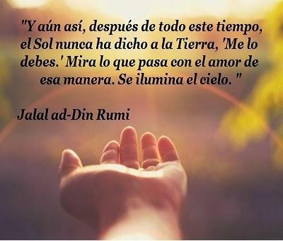Poesia de Rumi en Español 000148