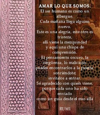 Poesia de Rumi en Español 000151