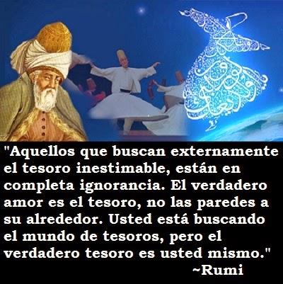 Poesia de Rumi en Español 000157
