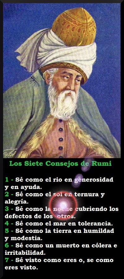 Poesia de Rumi en Español 00028