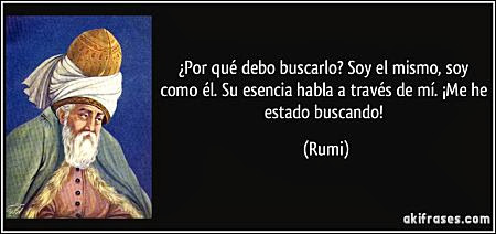 Poesia de Rumi en Español 00073