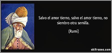Poesia de Rumi en Español 00077