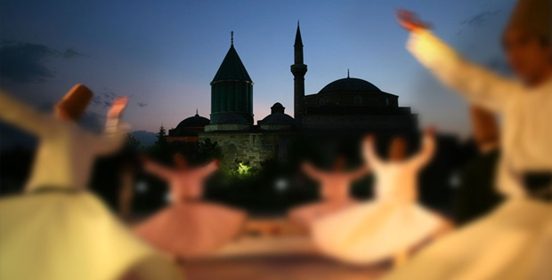 Whirling Dervishes of Mevlana Rumi