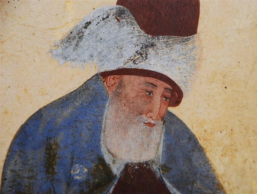 Your Fear And Love Are A Noose To Catch Me A Poem By Rumi Balkhi